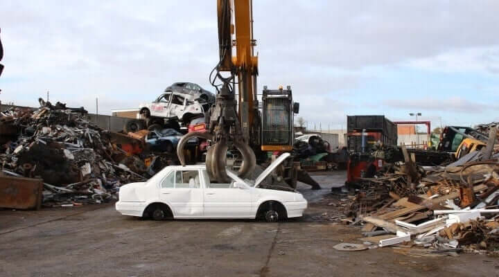 Scrap Cars Recycling